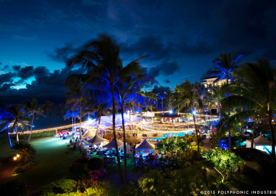 Outdoor Lighting Design Overview Maui